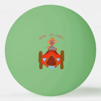 Conducción feliz por los Happy Juul Company Pelota De Ping Pong