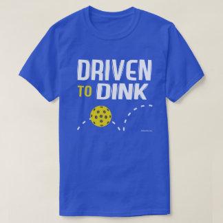 """""""Conducido a la camisa de Dink"""" Pickleball"""