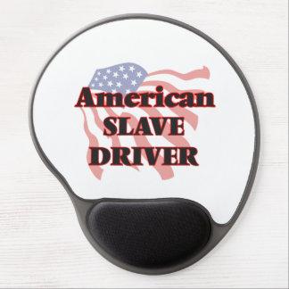 Conductor auxiliar americano alfombrilla gel