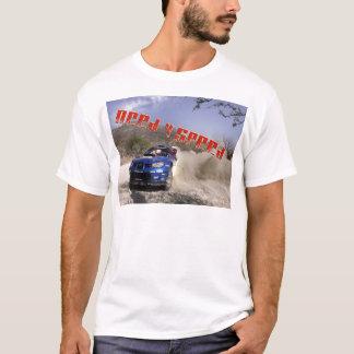 Conductor de coche de carreras de Tyler Camiseta