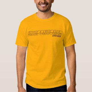 Conductor patrocinado por la ONU resumido Camisas
