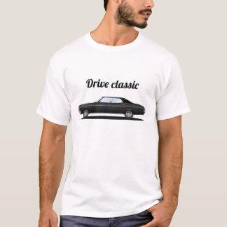 Conduzca la obra clásica camiseta