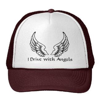Conduzco con el casquillo del estilo del camionero gorros