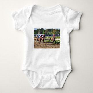 Conecte, ganador de Pennslyvania Derby Body Para Bebé