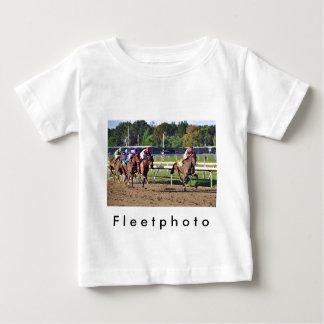Conecte, ganador de Pennslyvania Derby Camiseta De Bebé