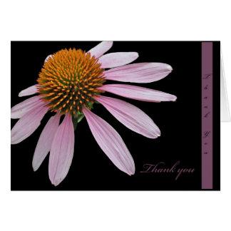 Coneflower le agradece tarjeta
