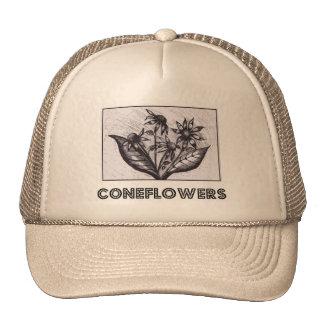 Coneflowers Gorro De Camionero