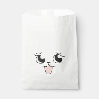 Conejito de pascua bolsa de papel