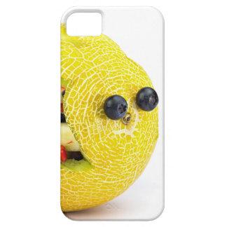 Conejito de pascua del melón llenado de la fruta funda para iPhone SE/5/5s