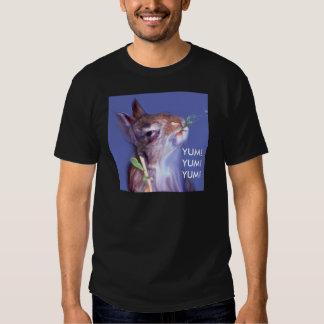 Conejito del vegano camiseta