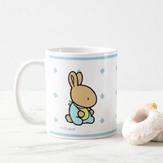 Conejito dulce, taza clásica con el modelo del