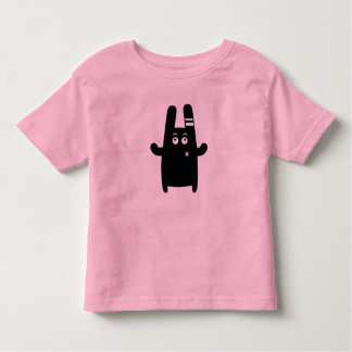 conejito lindo camiseta de bebé