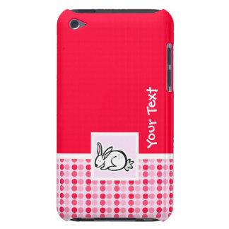 Conejito lindo iPod touch Case-Mate carcasa