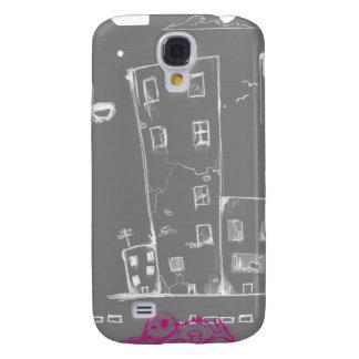 Conejito urbano iPhone3G del Grunge