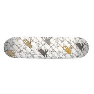 conejitos patinetas personalizadas