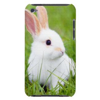 Conejo blanco funda para iPod