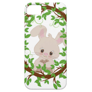 Conejo, conejito, WOODLAND-CRITTERS Funda Para iPhone SE/5/5s