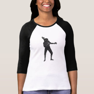 Conejo de conejito del boxeo del inconformista camiseta