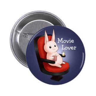 Conejo de conejito del cine de Kawaii Pins