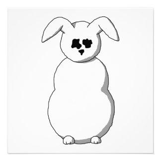 Conejo de la nieve historieta comunicado personal