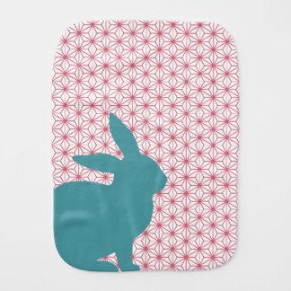 Conejo del bribón paños para bebé