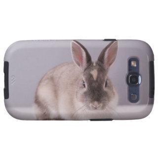 conejo, fondo simple, animal, tabla blanca, galaxy s3 protector