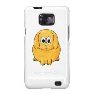 Conejo lindo del Lop Samsung Galaxy SII Fundas