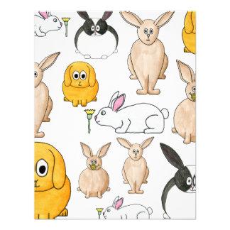 Conejos Comunicado Personalizado