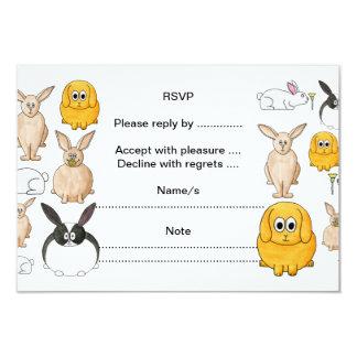 Conejos Comunicados Personales
