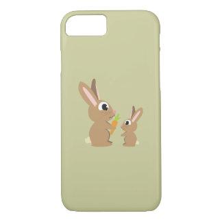 Conejos lindos funda iPhone 7