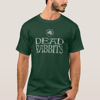 Conejos muertos - camisa irlandesa de la cuadrilla