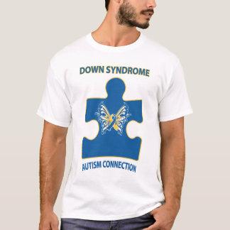 Conexión del autismo de Síndrome de Down Camiseta