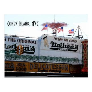 Coney Island, NYC Postal