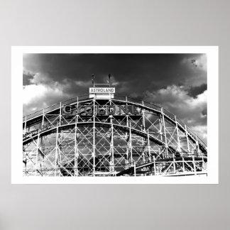 Coney Island Póster