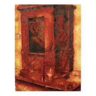 Confesión 1998 postal