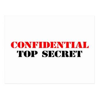 Confidencial Postal