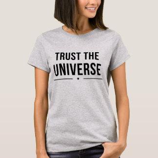 Confíe en la camiseta Tumblr del universo