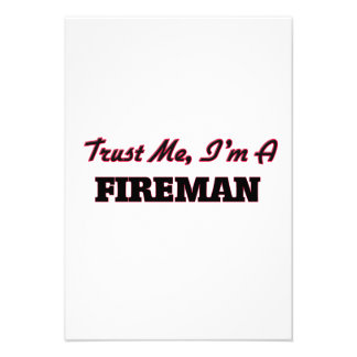 Confíe en que yo es bombero comunicados