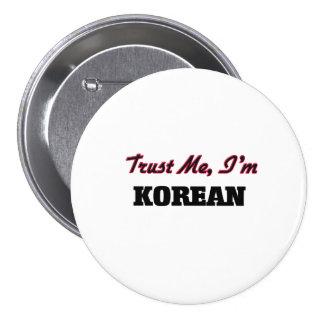 Confíe en que yo es coreano