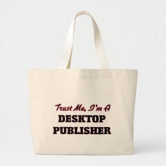 Confíe en que yo es editor de escritorio bolsa