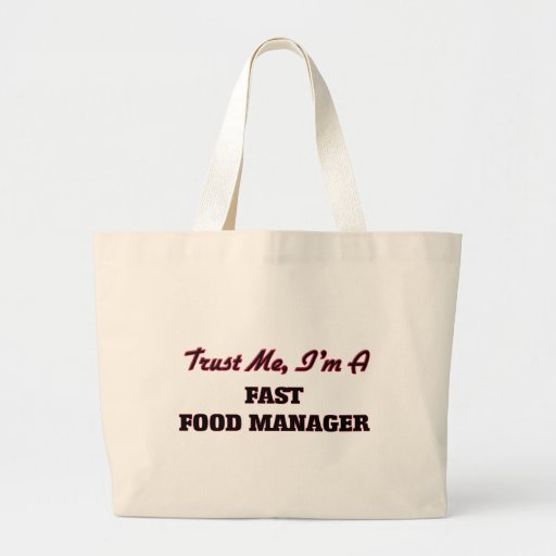Confíe en que yo es encargado de los alimentos de bolsas