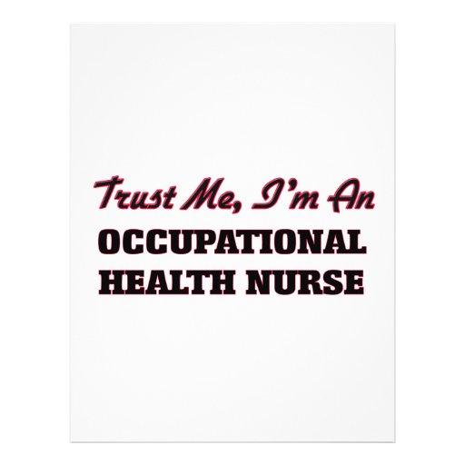 Confíe en que yo es enfermera de medicina del tarjetas informativas