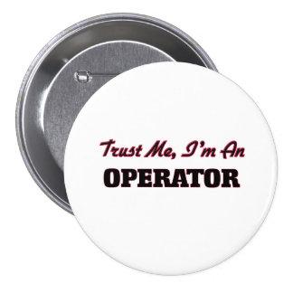 Confíe en que yo es operador pin