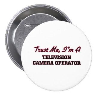 Confíe en que yo es operador de la cámara de pins
