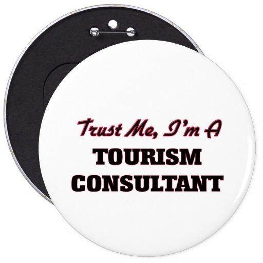 Confíe en que yo es un consultor del turismo