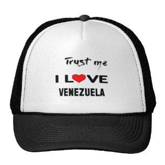 Confíeme en amor Venezuela de I Gorro De Camionero