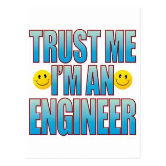 Confíeme en la vida B del ingeniero Postal