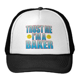 Confíeme en la vida B del panadero Gorros