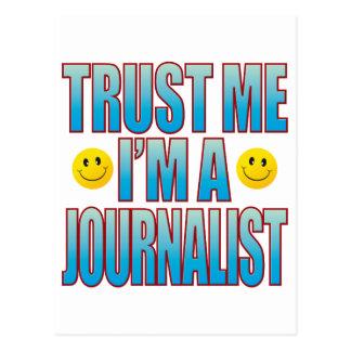 Confíeme en la vida B del periodista Postal