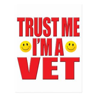 Confíeme en vida del veterinario postal